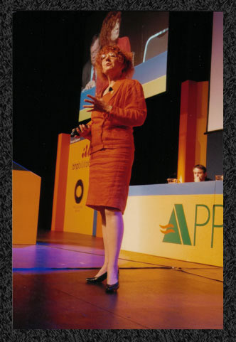 Annimac speaking at APPEA
